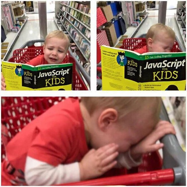javascript and kids